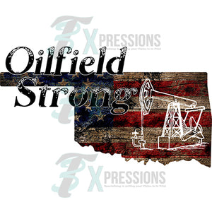 Oilfield Strong Oklahoma