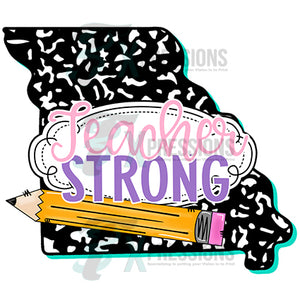 Teacher Strong Missouri