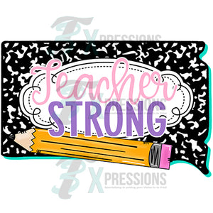 South Dakota Teacher Strong