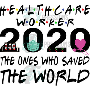 Healthcare Worker 2020
