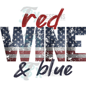 Red Wine Blue