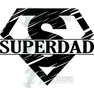 Super Dad Black
