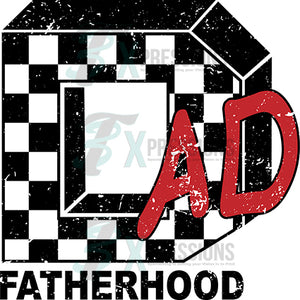 Checkered Dad Fatherhood