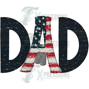 Dad Military