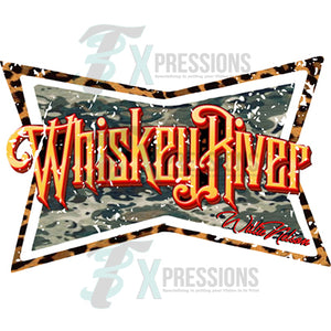 Whiskey River Camo