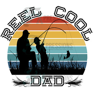 Reel Cool Dad retro