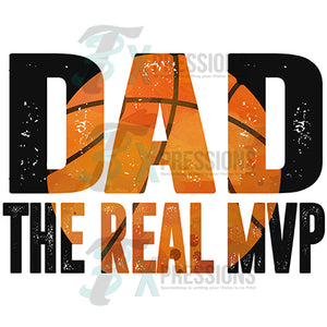 dad the real MVP basketball