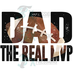 dad the real MVP-football