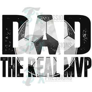 dad the real MVP-soccer