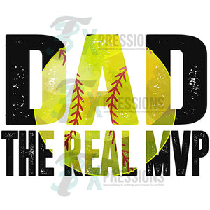 dad the real MVP-softball