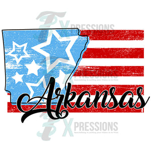 Patriotic Arkansas
