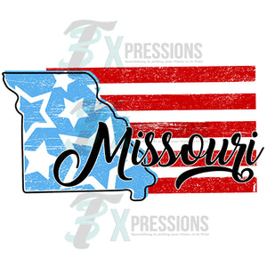 Patriotic Missouri