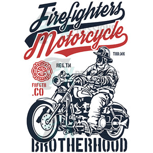 Firefighter Motor Cycle