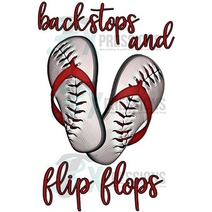 Backstops and Flipflops