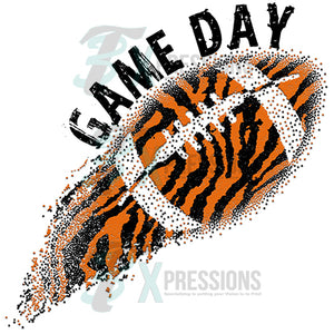 Game Day Tiger Football