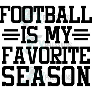 Football Is My