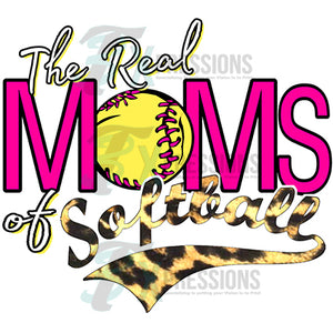 real moms of Softball