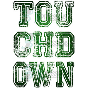 Touch Down Green