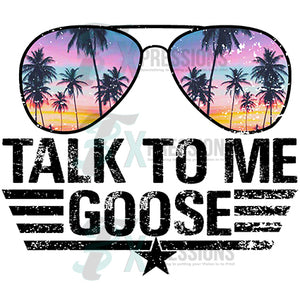 Talk to Me Goose