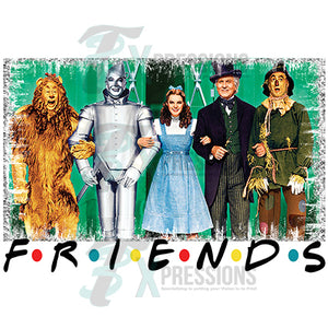 Wizard of Oz Friends
