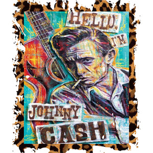Hello Im Johnny Cash