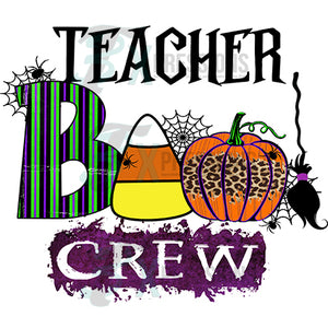 Teacher Boo Crew