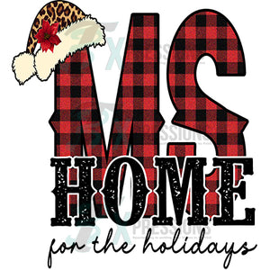 Mississippi Home for the Holidays