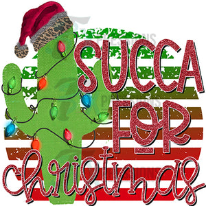 Succa for Christmas