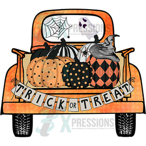 Trick or Treat Truck