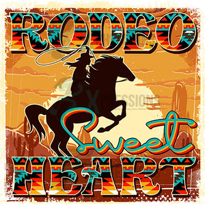 Rodeo Sweet Heart