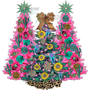 Southwestern Christmas Tree