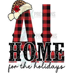 Alabama home for the holidays