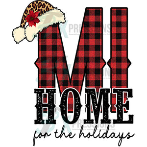 Michigan HOme for the holidays