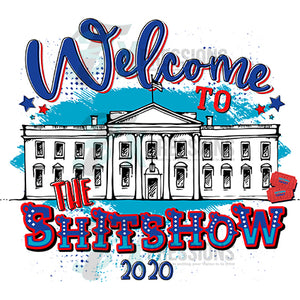 Welcome to the shitshow whitehouse