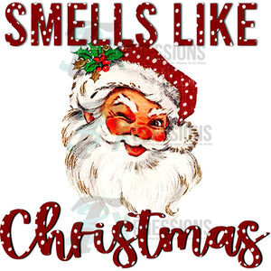 SMELLS LIKE CHRISTMAS
