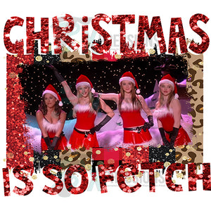 Christmas is so fetch