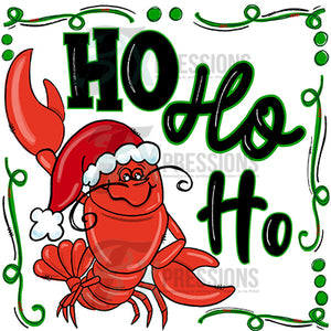 Ho Ho Ho Crawfish