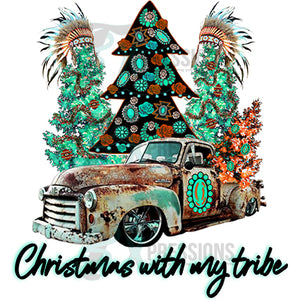 Christmas with my Tribe Western