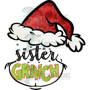 Sister Grinch