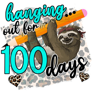 Hanging out for 100 days