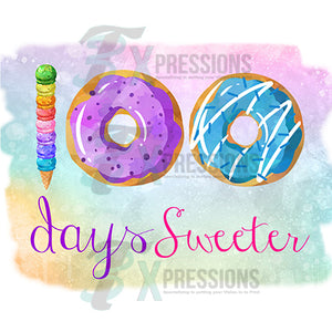 100 Days Sweeter