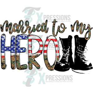 Married to my Hero