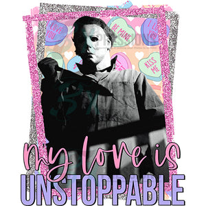 My Love Is Unstoppable