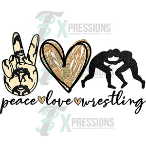 Peace Love Wrestling