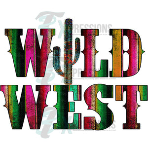 Wild West Serape