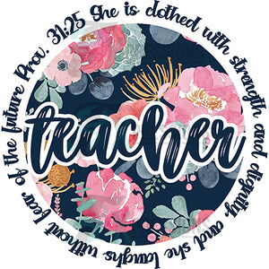 Teacher Proverbs 31