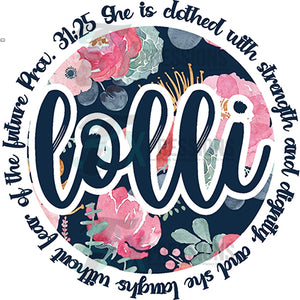 Lolli Proverbs 31