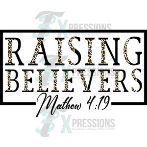 Raising Believers