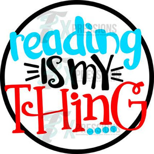 Reading Is  MyThing