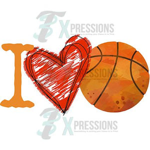 I Heart Basketball